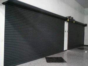 Portas de Enrolar Automaticas